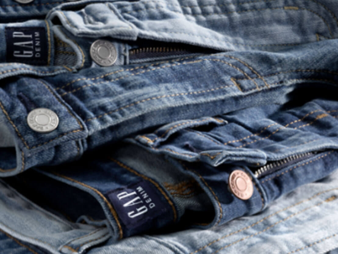 Stack of Denim